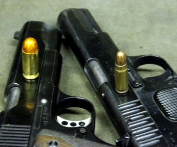 Uusmeremaalased hakkasid keelustatud relvi üle andma