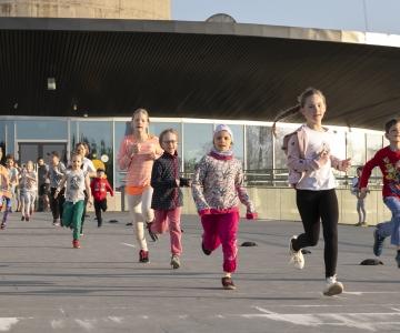 FOTOD JA VIDEO! Pirita jüriöö jooksu võitsid võistkond Sparta Kiired!