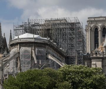 Nüüd saab telefonitsi annetada Pariisi Jumalaema Kiriku taastamiseks