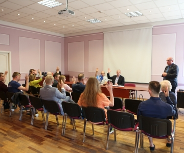 Põhja-Tallinna linnaosavanemaks kinnitati Peeter Järvelaid