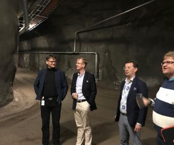 Linnavolikogu esimees Terik: meretunnel tooks Eestile kasu