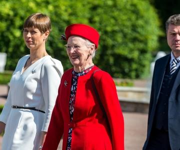 GALERII! President Kaljulaid: Eesti ja Taani inimesed on tihedalt seotud igal elualal