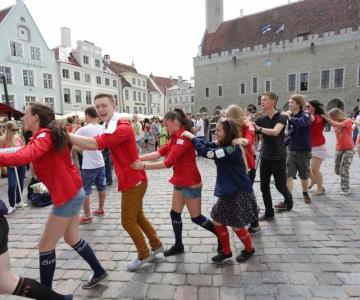 Tallinna linnavolikogu esimees Tiit Terik: Täna saab alguse malevasuvi