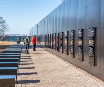 Kommunismiohvrite memoriaal pälvis maineka arhitektuuriauhinna