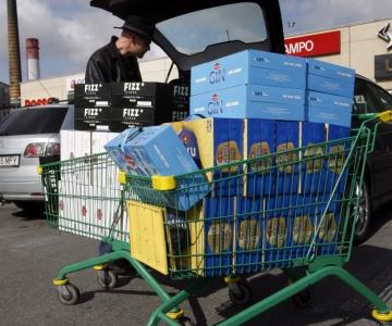 Tööstusliit: soomlased tõid juulis Eestist alkoholi mullusest rohkem 40 protsenti