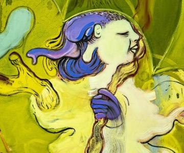 """Tallinna Kunstihoone kutsub Kate Lyddoni ja Angela Maasalu näitusele """"Throbwerk"""""""
