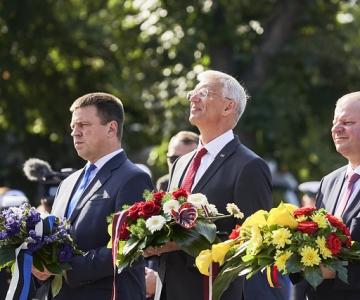 Ratas Riias: ajalugu on tõestanud, et Baltimaad on koos tugevamad