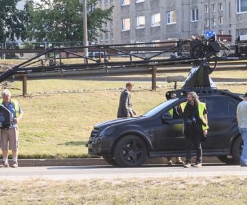 Nolani filmivõtted viisid Tallinna maailmakaardile