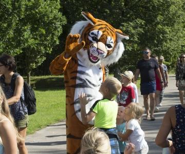 FOTOD! Loomaaed tähistas oma sünnipäeva loomade seltsis