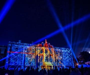 """""""Valgus kõnnib 2019"""" festival toob vaatajateni tehisintellekti poolt loodud valgusshow"""