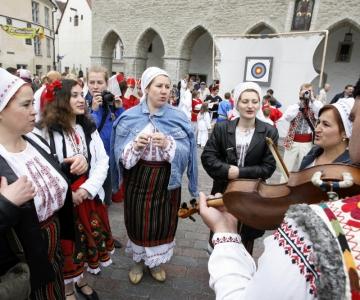Järgmisel nädalal tähistatakse rahvuskultuuride päevi