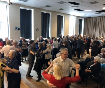 Kristiine algab populaarse eakate tantsu neljapäevakute kuues hooaeg
