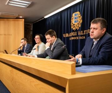 VAATA OTSE KELL 12: Valitsus tutvustab käibemaksuseaduse muutmise eelnõu