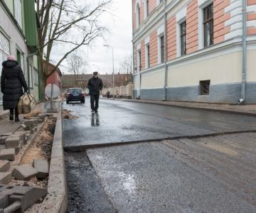 VAATA SKEEME: Koidu tänav on osaliselt suletud