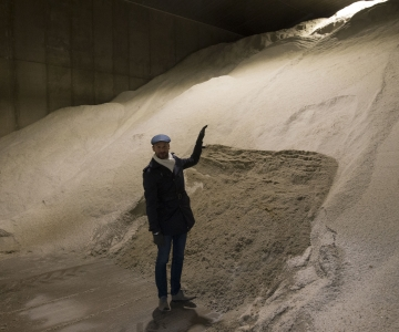 FOTOD! Tallinn valmistub kiiremaks lume- ja libedustõrjeks