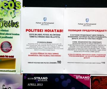 Politsei hoiatab: taas on liikvel tervendamist pakkuvad kelmid