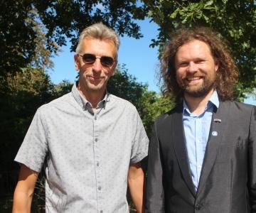 Erkki-Sven Tüür tähistab 60. sünnipäeva kontserdiga Mustpeade majas