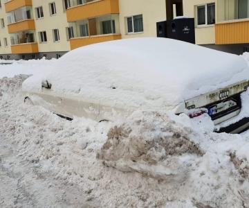 Õismäe tee välisringil nähakse ette ajalist parkimispiirangut