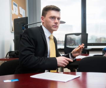 Dmitri Jegorov: sotsiaalmaks ainult tööl käijatele ei ole varsti enam optimaalne lahendus