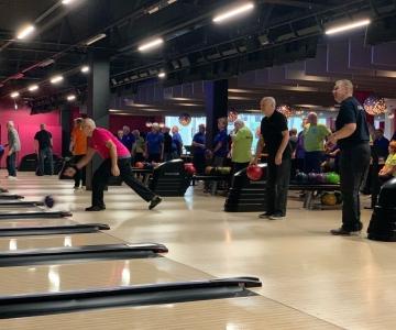 Eakate bowlingu juubeliturniiri võitis Mustamäe Päevakeskuse meeskond