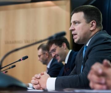 VAATA OTSE SIIT KELL 12: Valitsus arutab kriisiolukordadeks valmistumise raamistikku