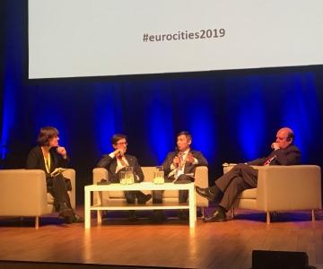Suurlinnad otsivad lahendusi kogu Euroopa väljakutsetele