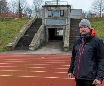 Tallinn annab Kalevi staadionile uue näo