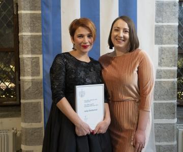 VAATA FOTOSID! Tallinn tunnustas tublimaid haridus- ja sotsiaaltöötajaid