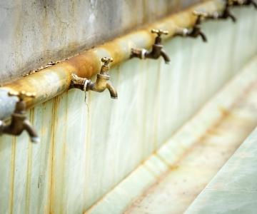 Viimane aeg on üle vaadata veetorustik ja tagada selle külmakindlus