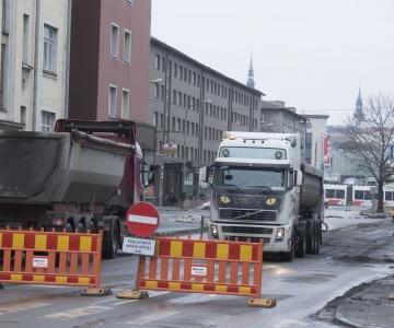 Tallinn rekonstrueerib Jõe ja Pronksi tänava