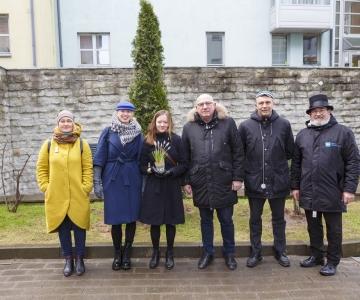 Kirjanik Jaan Krossi Tallinn algas Kalamajast