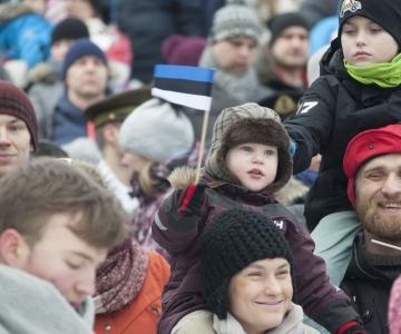 UURING: Valdavale enamusele meeldib Eestis elada