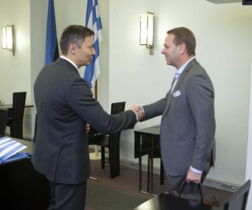 VAATA OTSE KELL 11.50: Tallinna ja Helsingi linnapea pressikonverents