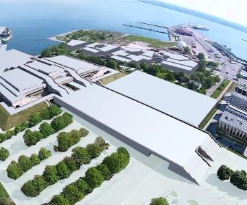 FOTOD JA VIDEO! Tallinn sõlmis linnahalli korrastamiseks lepingu Tallinkiga!