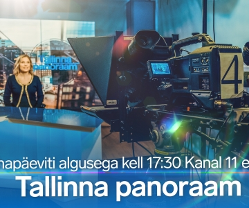 "VIDEO! ""Tallinna panoraami"" värvikirev nädal"