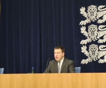 VAATA OTSE KELL 11! Peaminister tutvustab lisaeelarvet
