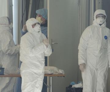 Viimase ööpäevaga lisandus 11 positiivset testi, suri neli Kuressaare Haiglas ravil viibinud patsienti
