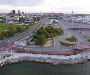 FOTOD! Mereäärne Tallinn kutsub avastama: valmis Pikksilma promenaad