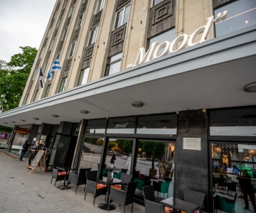 GALERII! Vabaduse väljakul avas uksed kohvik-restoran Mood