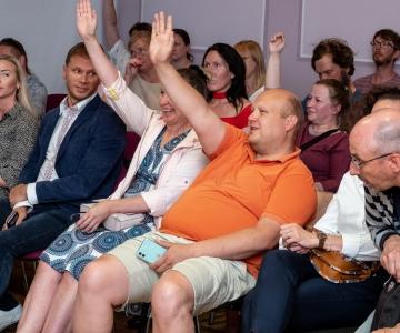 FOTOD JA VIDEO! Põhja-Tallinnasse rajatav Pelgulinna Riigigümnaasium leevendab koormust teistes piirkonna koolides