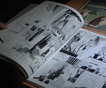 VIDEO: Arhitektuurimuuseumis kohtuvad koomiksikunst ja arhitektuurne graafika
