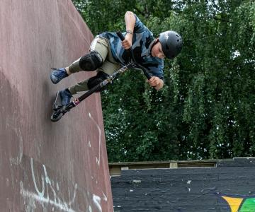 VIDEO! Tasuta treeningud noortele jätkuvad Tallinnas augusti lõpuni