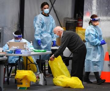 Austraalia viirusekolle teatas suurest langusest koroonanakkuste arvus