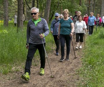 Keskkonnasõbraliku liikumise kuu kutsub tasuta trenni