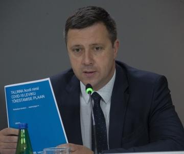 VIDEO! Belobrovtsev: Tallinna koolid rakendavad distantsõpet vajadusel