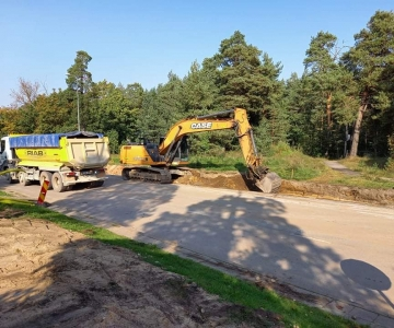 Viljandi maantee ehitustööd on graafikus