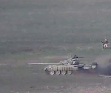 Mägi-Karabahhis puhkesid ägedad kokkupõrked