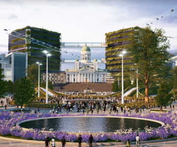Rahvusvaheline tippkonverents äratab ellu virtuaalse tulevikulinna Talsingi