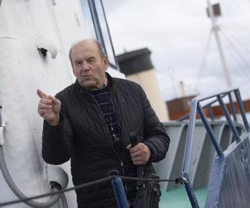 VELLO MÄSS: Leidsime merepõhjast üles laeva Russalka ja kadedad soomlased nõudsid allkirja, et me pole seda avastanud