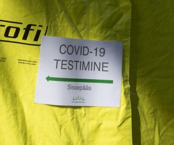 Ööpäevaga lisandus 82 positiivset testi, neist 34 Tallinnasse
